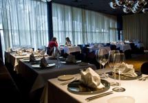 Спа отель Aqva, ресторан