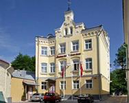 Отель Meriton old town, вид на здание