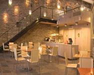 Отель Meriton old town, кафе