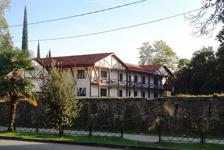 Отель Абаата, внешний вид