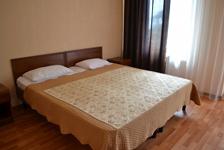 Отель Абаата, двухместный номер