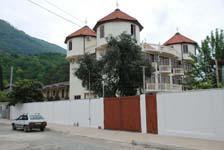 Гостиница Абхазия, внешний вид