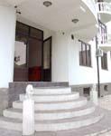 Гостиница Абхазия, крыльцо