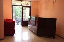 Гостиница Абхазия, рецепция