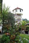 Гостиница Абхазия, внутренний дворик