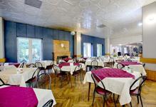 Пансионат Кавказ, ресторан