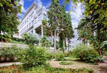 Санаторий Москва, территория
