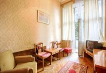 Санаторий Москва, гостиная в номере