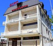 Гостиница San-Siro, фасад