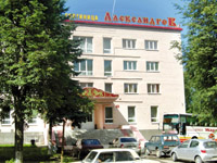 Отель Александров, главный корпус