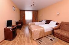 Отель Александров, номер в новом корпусе