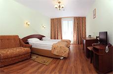 Отель Александров, новый номер