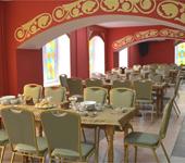 Отель Александров, ресторан