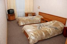 Гостиница Баринова Роща, улучшенный номер