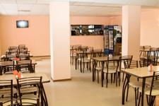 Гостиница Береговая, кафе