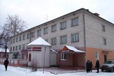 Гостиница Центральная, вид на здание