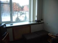 Гостиница Дружба, вид из окна