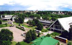 ГТК Суздаль, территория