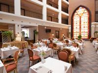 Отель-замок Кайзерхоф, ресторан