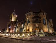 Отель-замок Нессельбек, внешний вид