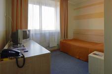 Гостиница Россия, одноместный номер