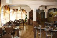 Гостиница Антариус, кафе