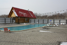 Гостиница Антариус, бассейн