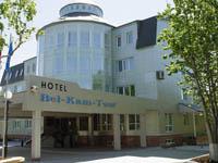 Гостиница Бел-Кам-Тур, фасад