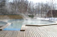 Гостиница Бел-Кам-Тур, горячий бассейн