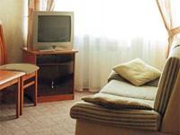 Гостиница Ловеч, двухкомнатный люкс