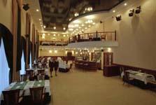 Отель Николаевский клуб, ресторан