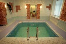 Отель Николаевский клуб, бассейн