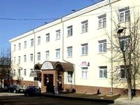 Гостиница Ока, фасад здания