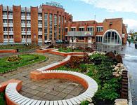Гостиница Переславль, территория