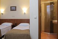 Отель Арина, санузел в номере