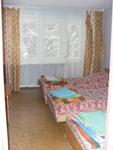 Турбаза Пушкиногорье, трехместный номер