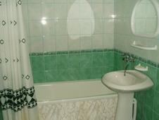 Гостиница Русь, туалет в номере