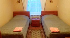 Гостиница Дели, двухместный номер