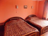 Гостиница Тихвин, двухместный номер