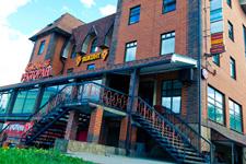Отель Викинг, фасад