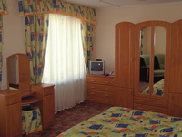 Гостиница Селигер, двухместный номер