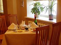 Гостиница Селигер, ресторан