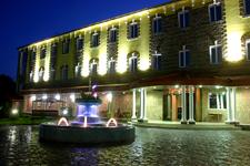 Отель Шелестофф, фасад