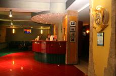 Отель Шелестофф, холл и рецепция