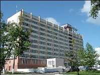Гостиница Спасская, фасад
