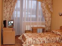 Отель Турцентр, улучшенный номер