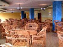 Отель Валдайские зори, кафе