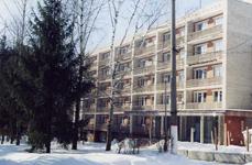 Гостиничный комплекс Ясная поляна, здание