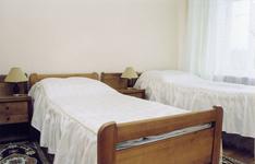 Гостиничный комплекс Ясная поляна, номер