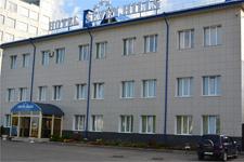 Отель 7 Холмов, фасад